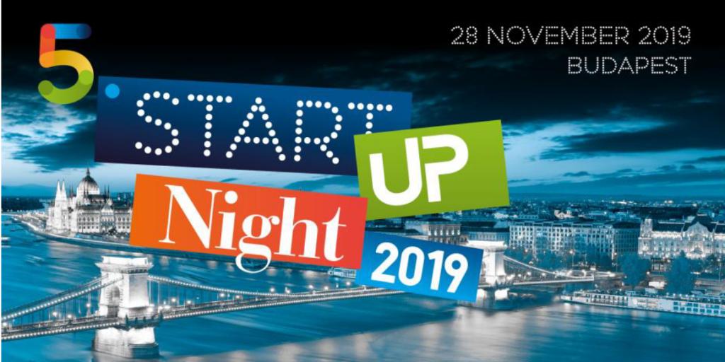 Startup Night 2019 Budapest